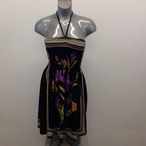 Bizz Girl Strapless Tube Dress Women's Size Small